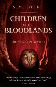 Blog Tour & Giveaway: Children of the Bloodlands by S.M. Beiko