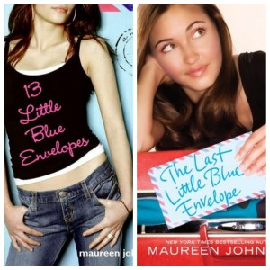 Little Blue Envelopes Series, Maureen Johnson