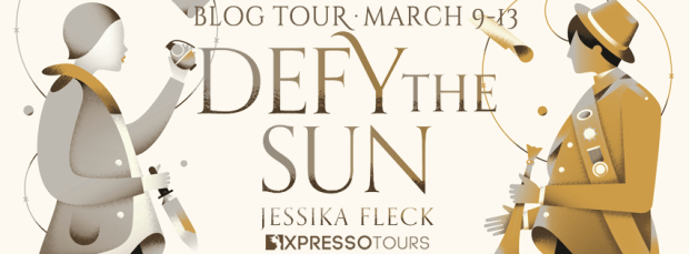 Interview & Giveaway Defy the Sun by Jessika Fleck