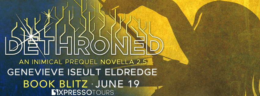 Book Blitz & Giveaway: Dethroned