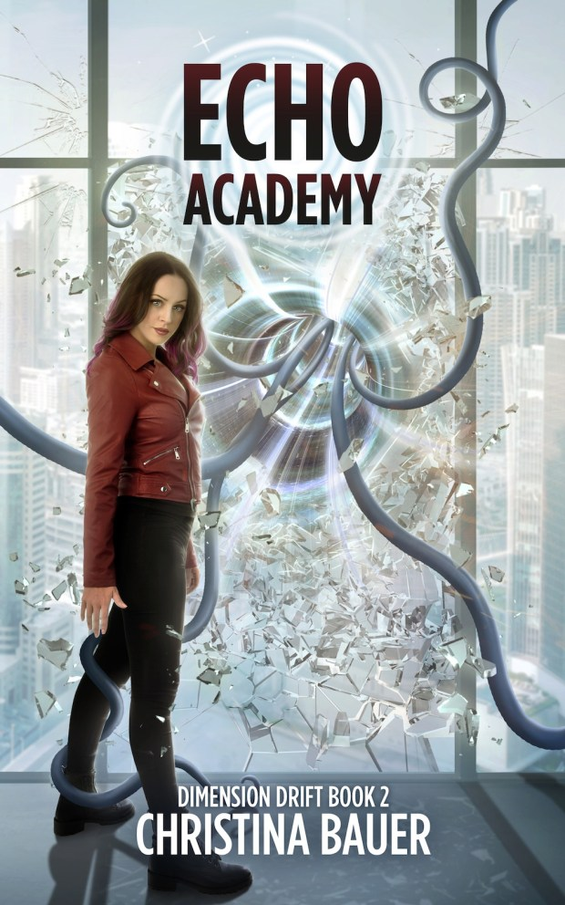 Cover for ECHO Academy