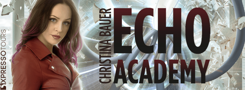Cover Reveal & Giveaway: ECHO Academy by Christina Bauer