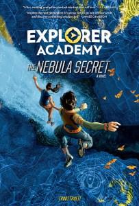 Book Blast & Giveaway: Explorer Academy: The Nebula Secret by Trudi Trueit