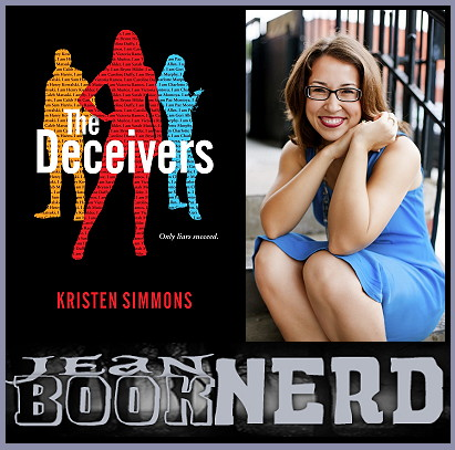 The Deceivers Giveaway