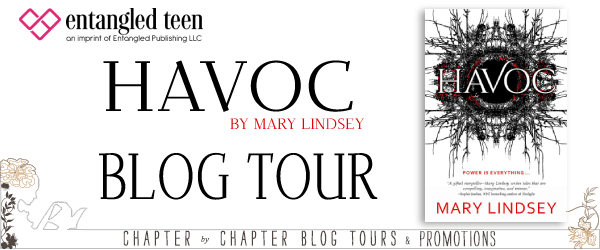 Blog Tour: Havoc by Mary Lindsey