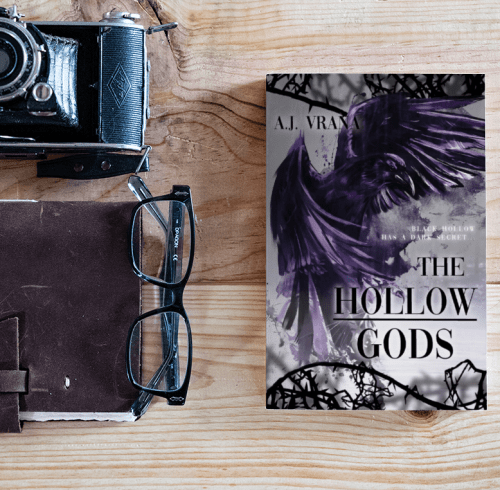Hollow Gods Giveaway
