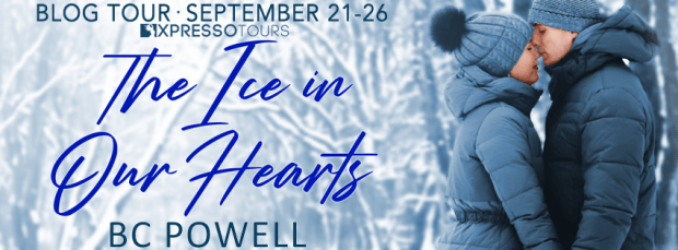 Amazon Giveaway: The Ice in Our Hearts