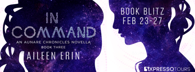Giveaway: In Command by Aileen Erin