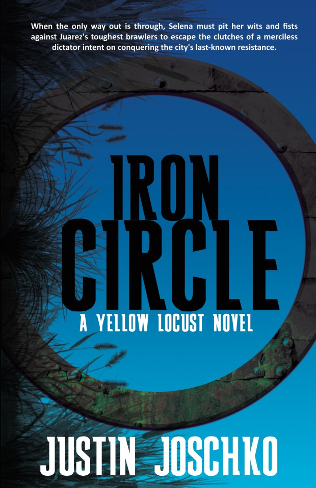 Book cover for Iron Circle