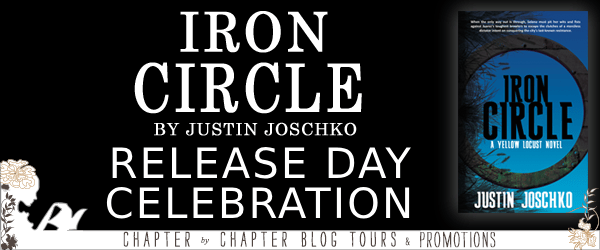 Book Blitz & Giveaway: Iron Circle by Justin Joschko