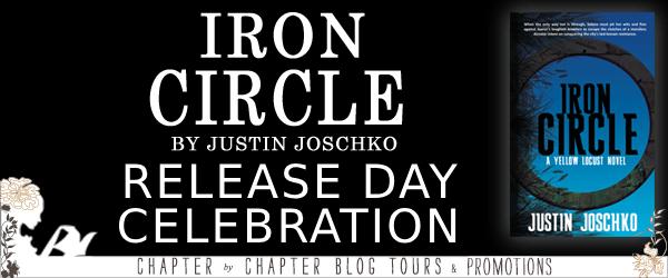 Book Blitz & Giveaway: Iron Circle by Justin Joschko