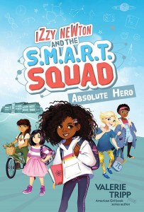 Izzy Newton and the Smart Squad