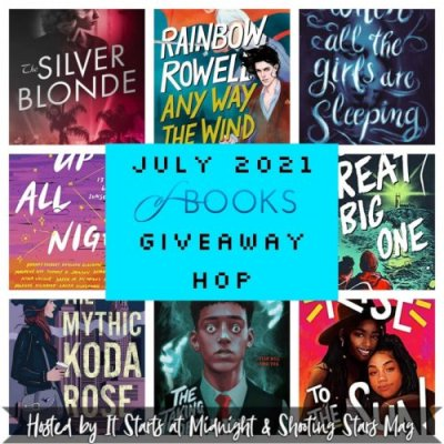 July 2021 Book Giveaway