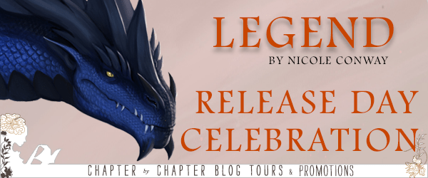 Book Blitz & Giveaway: Legend by Nicole Conway