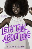 Book cover for Let's Talk About Love