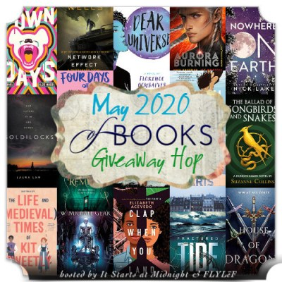 May 2020 Book Giveaway