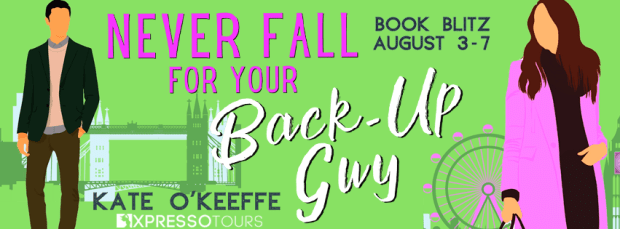 Amazon Giveaway: Never Fall For Your Back-Up Guy