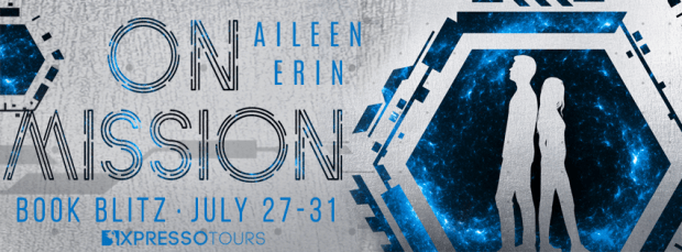 Kindle & Amazon Giveaway: On Mission by Aileen Erin