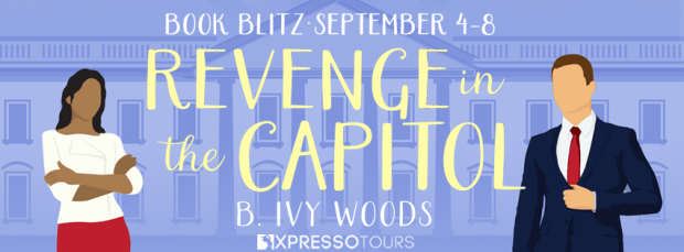 Amazon Giveaway: Revenge in the Capitol