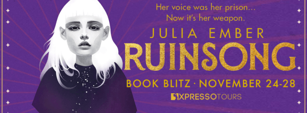 Giveaway: Ruinsong by Julia Ember
