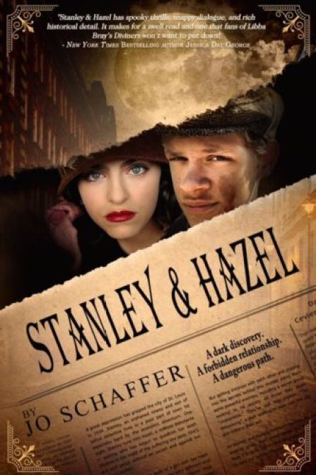 Book cover for Stanley and Hazel