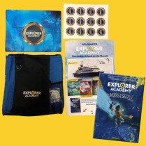 Image for Explorer Academy Giveaway