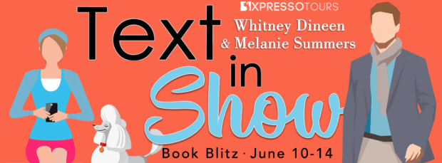 Amazon Giveaway: Text in Show