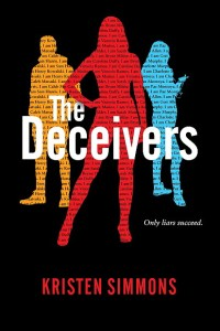 Review: THE DECEIVERS by Kristen Simmons