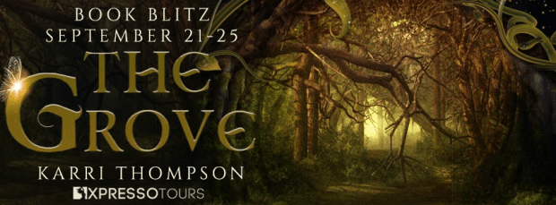 $25 Amazon Gift Card and ebook of The Grove (INT)