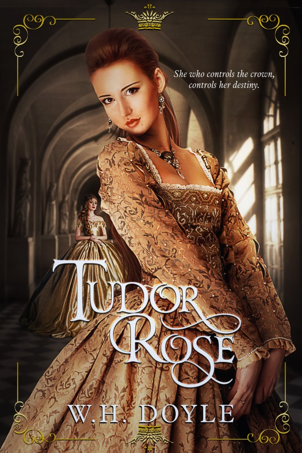Book cover for Tudor Rose