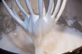 Image of Italian meringue method