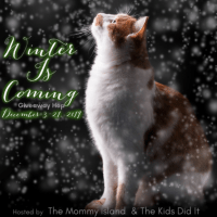 Amazon Giveaway: Winter is Coming