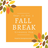 Amazon Giveaway: Fall Break Hop