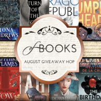 August 2019 Book Giveaway Hop