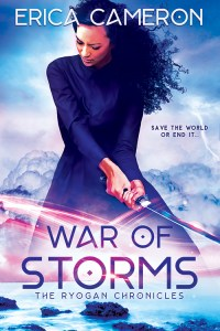 Blog Tour & Giveaway: War of Storms by Erica Cameron