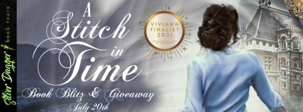 Amazon/PayPal Giveaway: A Stitch in Time