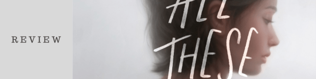 Review: All These Bodies by Kendare Blake