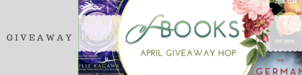 Giveaway: April 2021 New Release Book Giveaway