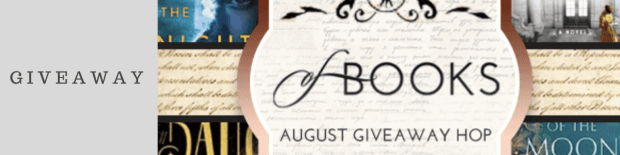 August 2020 New Release Book Giveaway Hop