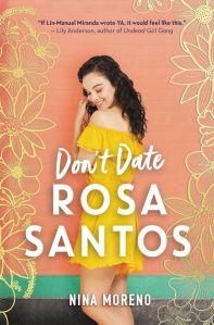Review: Don't Date Rosa Santos by Nina Moreno