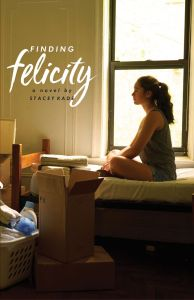 Review & Giveaway for Finding Felicity by Stacey Kade