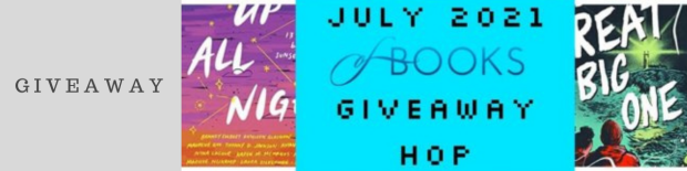 July 2021 New Release Book Giveaway