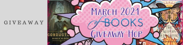 March 2021 New Release Giveaway Hop