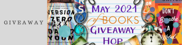 May 2021 New Release Book Giveaway