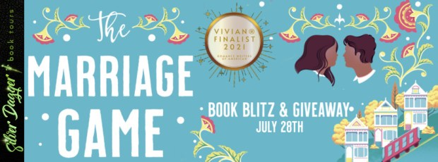 Amazon/Paypal Giveaway: The Marriage Game