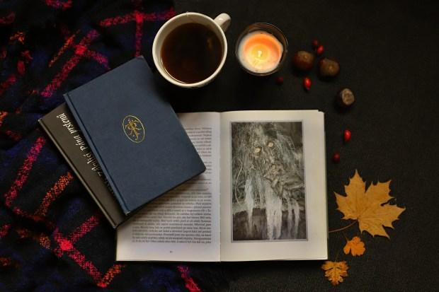 YA Halloween Books
