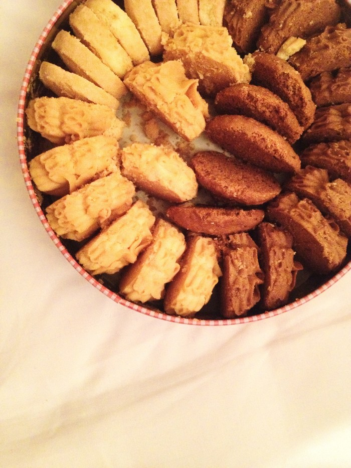 Jenny Bakery cookies sheung wan