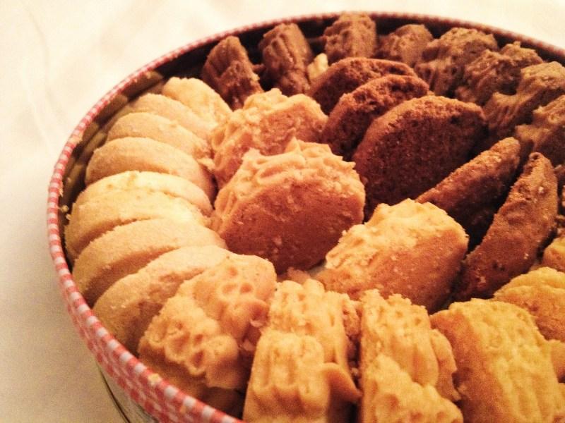 Jenny Bakery cookies sheung wan tsim sha tsui