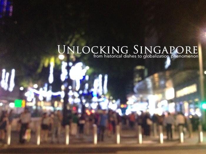 Unlocking Singapore