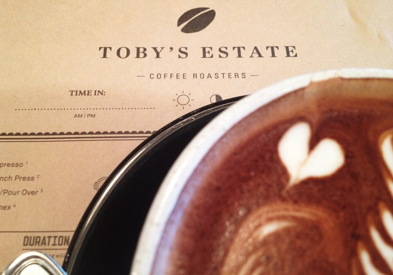 Toby's Estate Coffee Roasters Manila
